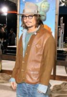 Johnny Depp - Westwood - 14-02-2011 - Rango, con Johnny Depp, condannato dall'associazione Smoke Free movies: i personaggi fumano