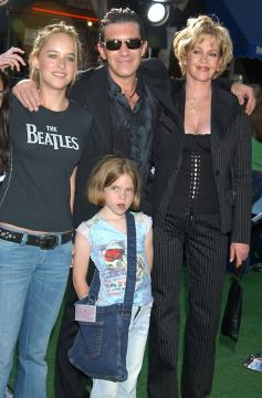 Antonio Banderas, Melanie Griffith - West Hollywood - 08-05-2004 - Melanie Griffith chiede il divorzio da Antonio Banderas