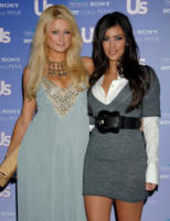 Kim Kardashian, Paris Hilton - Los Angeles - 21-09-2006 - Paris Hilton chiede scusa a Kim Kardashian
