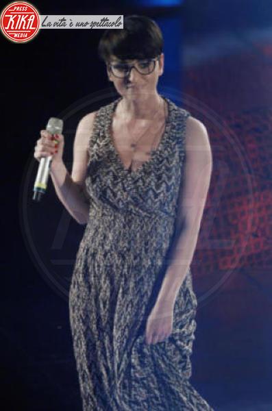 Arisa - Sanremo - 17-02-2011 - Il Festival di Sanremo rende omaggio ai 150 anni dell'Unità d'Italia