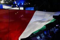 Bandiera Tricolore - Sanremo - 17-02-2011 - Il Festival di Sanremo rende omaggio ai 150 anni dell'Unità d'Italia
