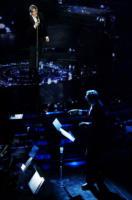 Franco Battiato, Luca Madonia - Sanremo - 17-02-2011 - Il Festival di Sanremo rende omaggio ai 150 anni dell'Unità d'Italia