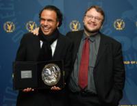 Guillermo del Toro, Alejandro Gonzalez Inarritu - Century City - 03-02-2007 - Guillermo del Toro al lavoro per un Pinocchio dark