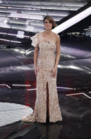 Elisabetta Canalis - Sanremo - 20-02-2011 - Elisabetta Canalis eliminata da Dancing with the stars