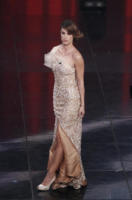 Elisabetta Canalis - Sanremo - 20-02-2011 - Elisabetta Canalis migliora a Dancing with the stars