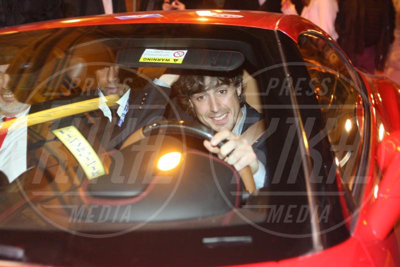 Fernando Alonso - Sanremo - A Hollywood sono tutti matti per la Ferrari