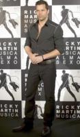 Ricky Martin - Madrid - 21-02-2011 - Ricky Martin premiato dalla Glaad esprime il suo entusiasmo