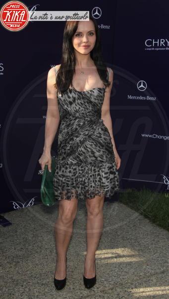 Christina Ricci - Los Angeles - 22-02-2011 - Il leopardo non si ammaestra, si indossa