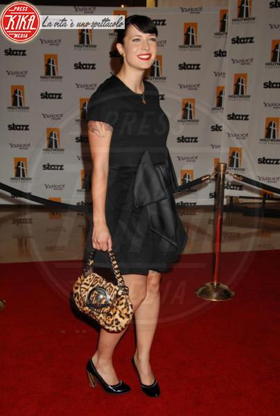 Diablo Cody - Los Angeles - 22-02-2011 - Il leopardo non si ammaestra, si indossa