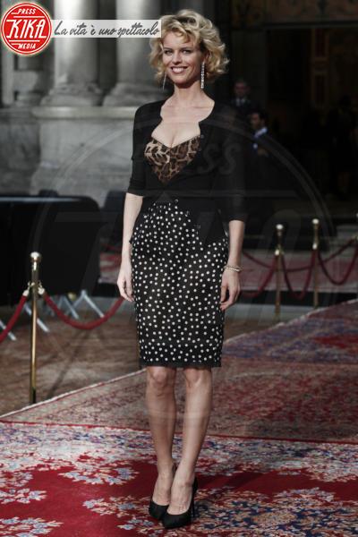 Eva Herzigova - Los Angeles - 22-02-2011 - Il leopardo non si ammaestra, si indossa