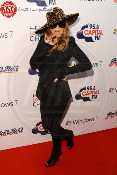 Fergie - Los Angeles - 22-02-2011 - Il leopardo non si ammaestra, si indossa