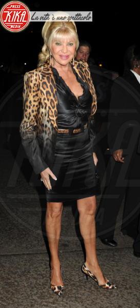 Ivana Trump - Los Angeles - 22-02-2011 - Il leopardo non si ammaestra, si indossa