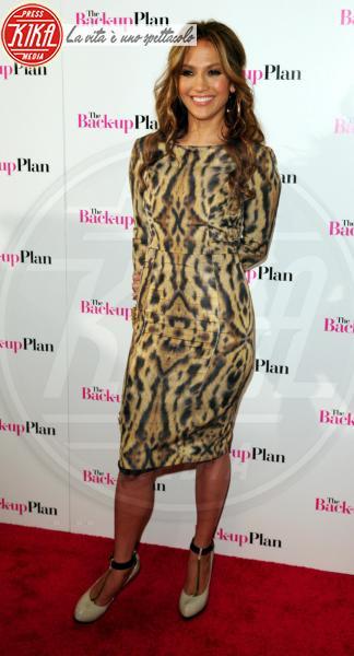 Jennifer Lopez - Los Angeles - 22-02-2011 - Il leopardo non si ammaestra, si indossa