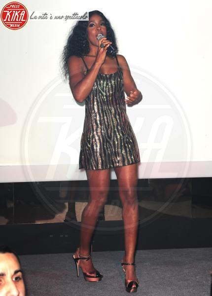 Kelly Rowland - Los Angeles - 22-02-2011 - Il leopardo non si ammaestra, si indossa