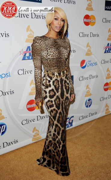 Keri Hilson - Los Angeles - 22-02-2011 - Il leopardo non si ammaestra, si indossa