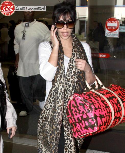 Kim Kardashian - Los Angeles - 22-02-2011 - Il leopardo non si ammaestra, si indossa