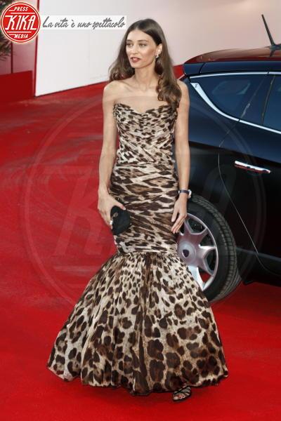 Margareth Madè - Los Angeles - 22-02-2011 - Il leopardo non si ammaestra, si indossa
