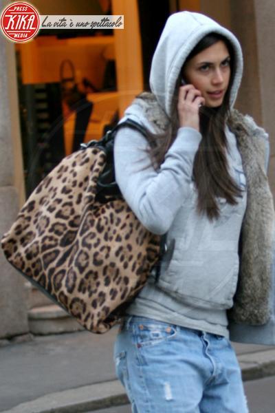 Melissa Satta - Los Angeles - 22-02-2011 - Il leopardo non si ammaestra, si indossa