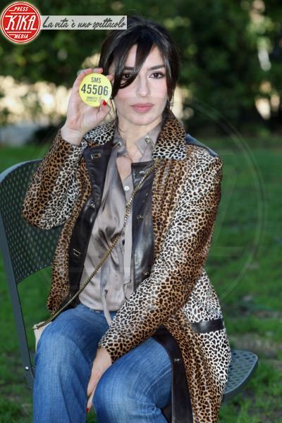 Sabrina Impacciatore - Los Angeles - 22-02-2011 - Il leopardo non si ammaestra, si indossa