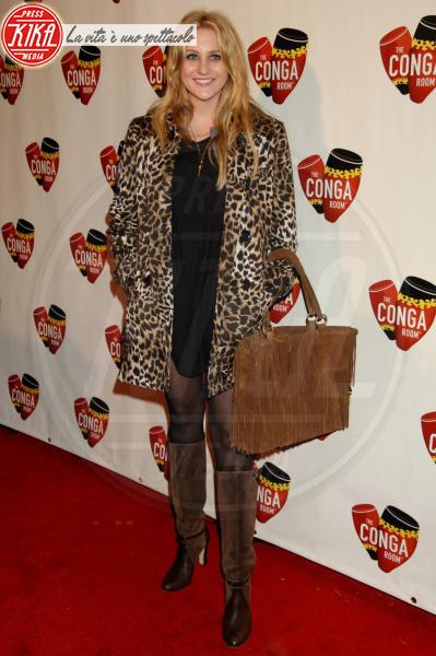 Stephanie Pratt - Los Angeles - 22-02-2011 - Il leopardo non si ammaestra, si indossa