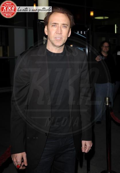 Nicolas Cage - Beverly Hills - 22-02-2011 - Nicolas Cage accompagnato a casa dalla polizia dopo una lite in un bar