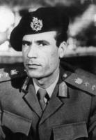 Muhammar Gheddafi - Londra - 10-02-1972 - Roberto Saviano, una serie tv sulla vita di Gheddafi