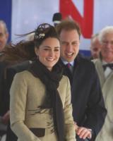 Principe William, Kate Middleton - Trearddur Bay - 24-02-2011 - Viaggio di nozze in Australia per il principe William
