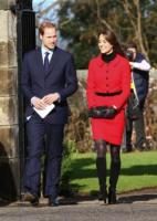 Principe William, Kate Middleton - 25-02-2011 - Kate Middleton è la signora in rosso… di nuovo!