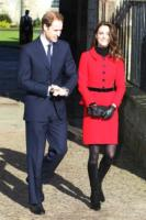 Principe William, Kate Middleton - St Andrews - 25-02-2011 - Kate Middleton, abito che vince non si cambia!