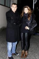 Christian Vieri, Melissa Satta - Milano - 25-02-2011 - Melissa Satta la spara grossa contro Maradona, web in rivolta