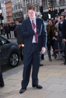 Principe Harry - Londra - 26-02-2011 - Il principe Harry investe un fotografo dopo i festeggiamenti per la vittoria dell'Inghilterra nel Sei Nazioni