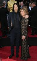 Juliet Brand, Russell Brand - Hollywood - 27-02-2011 - 83rd Oscar 2011: gli arrivi sul red carpet
