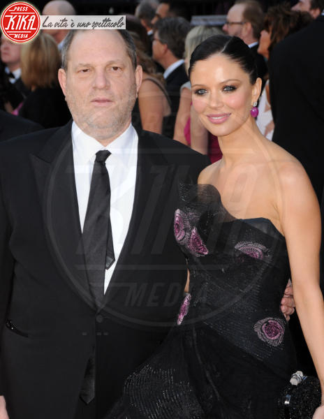 Harvey Weinstein, Georgina Chapman - Los Angeles - 27-02-2011 - Scattano le manette per Harvey Weinstein: è la resa dei conti