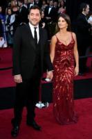 Javier Bardem, Penelope Cruz - Los Angeles - 27-02-2011 - Penelope Cruz vuole mantenere il figlio nell'anonimato