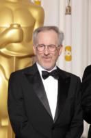 Steven Spielberg - Hollywood - 02-03-2011 - Mikhail Gorbacev annuncia i candidati al premio Uomini che hanno cambiato il mondo