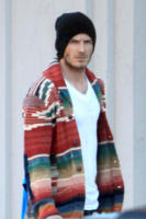 David Beckham - Los Angeles - 01-03-2011 - Tutti pazzi per Justin Bieber in casa Beckham