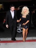 Matthew Rutler, Christina Aguilera - 13-12-2010 - Christina Aguilera arrestata per ubriachezza molesta