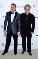 David Furnish, Elton John - Los Angeles - 27-02-2011 - Elton John e David Furnish invitati al matrimonio reale