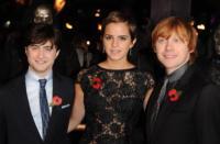 Emma Watson, Daniel Radcliffe, Rupert Grint - Londra - 12-11-2010 - Il Ron Weasley di Harry Potter sarà un fanatico di fumetti