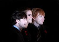Emma Watson, Daniel Radcliffe, Rupert Grint - Londra - 17-02-2011 - Il Ron Weasley di Harry Potter sarà un fanatico di fumetti