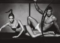 David Beckham, Victoria Beckham - Roma - 21-01-2011 - David e Victoria Beckham: un amore lungo 17 anni