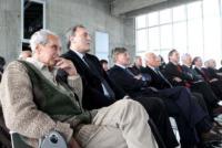 Dino Meneghin, Ottavio Missoni - Milano - 02-03-2011 - E' morto a novantadue anni Ottavio Missoni