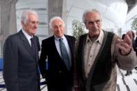 Piero Gamba, Ottavio Missoni - Milano - 02-03-2011 - E' morto a novantadue anni Ottavio Missoni
