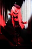 Lady Gaga - Parigi - 03-03-2011 - Lady Gaga in passerella per Thierry Mugler alla settimana della moda francese