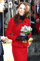 Kate Middleton - St Andrews - 25-02-2011 - Kate Middleton si sposera' con un abito Alexander McQueen secondo il Daily Telegraph