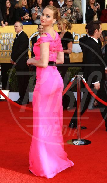 Jennifer Lawrence - Los Angeles - 31-01-2011 - Jennifer Lawrence, i look migliori della ragazza di fuoco