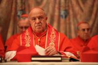 Renato Scarpa - Milano - 07-03-2011 - Nanni Moretti entra nelle dinamiche del Vaticano con il film Habemus Papam