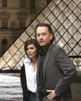 Audrey Tautou, Tom Hanks - Parigi - 03-05-2006 - Il Codice da Vinci, il mistero del suo successo