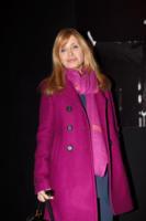 Dori Ghezzi - Milano - 10-03-2011 - L'inverno è più romantico con il cappotto rosa!