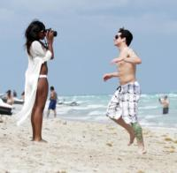 Casper Smart, Alexandra Burke - Miami - 10-03-2011 - Casper Smart accompagna Jennifer Lopez in Messico